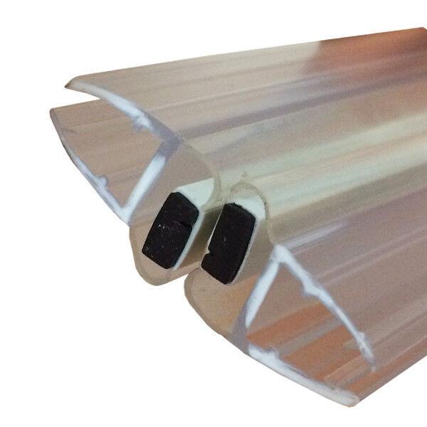 Ersatz Paar Dichtungen für Duschkabine Albatros Kristalle 6 mm 4R1002350