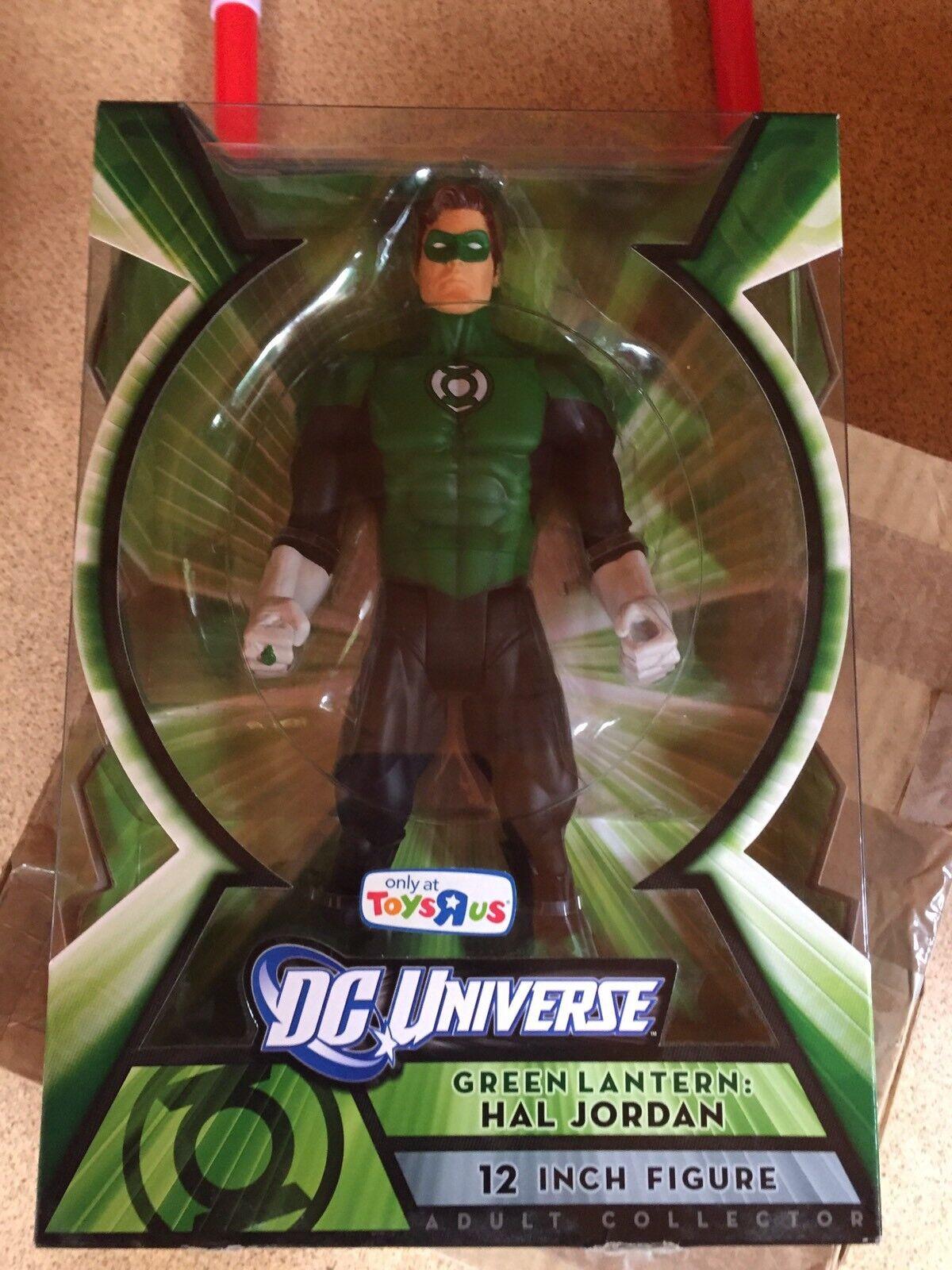 Mattel Toys esclusiva R Us DC UNIVERSO per Adulti da Collezione Lanterna Verde 12  Figura