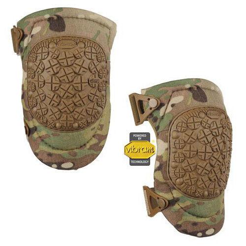 Grip and Durability 50433 Alta FLEX 360 Vibram Cap Knee Pad