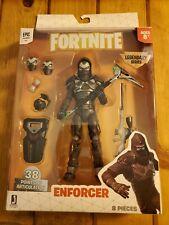 Fortnite Enforcer Figure Legendary Series MOC 2019 Jazwares