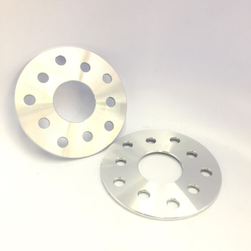 4pc HUBCENTRIC WHEEL SPACERS ADAPTERS 5X114.3 ¦ 12X1.25 ¦ 56.1 CB ¦ 3MM STI