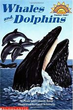 Scholastic Reader Level 1: Whales and Dolphins