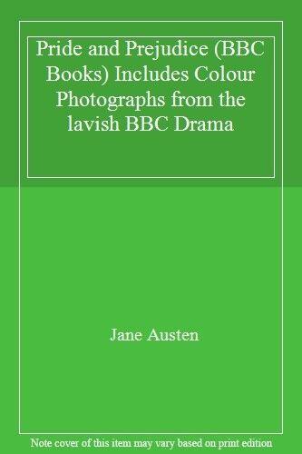 Pride and Prejudice (BBC  Books) Includes Colour Photographs fr .9780563371908