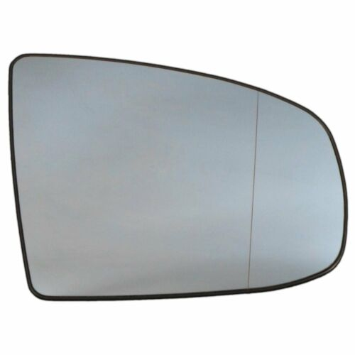 E70 Aspherical BMW X5 06-13 Right Hand OS Blue Tint Heated Wing Mirror Glass