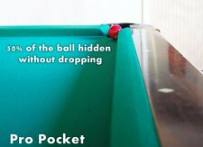 PRO POCKET k55 RAILS FOR VALLEY POOL TABLE DIAMOND
