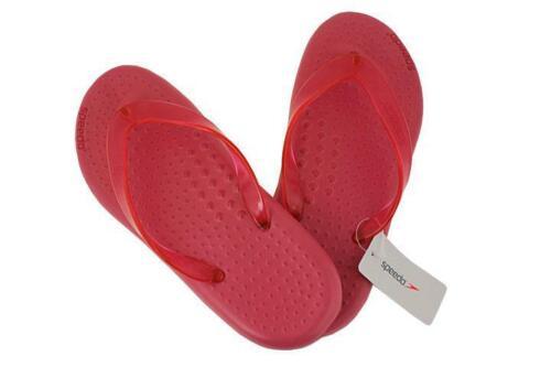 Zehentrenner Speedo Macy Thong Größe 38 rot Sandalen Slippers