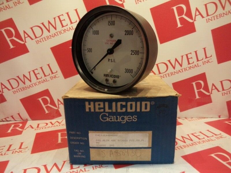 HELICOID F4C3J1A4DN000   F4C3J1A4DN000 (NEW IN BOX)