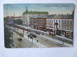 Ansichtskarte-Krakow-Ul-Lubicz-Lubiczgasse-1917-Krakau