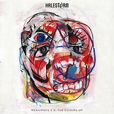 HALESTORM-REANIMATE 3.0: THE COVERS EP (EP)  (US IMPORT)  CD NEW