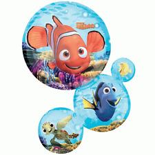 Disney Pixar Finding NEMO Fish Cluster Tropical Birthday Party Mylar Balloon