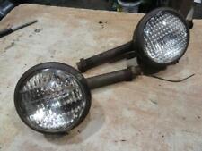 John Deere 620 630 520 530 Head Lights And Bars A5531r Aa7322r