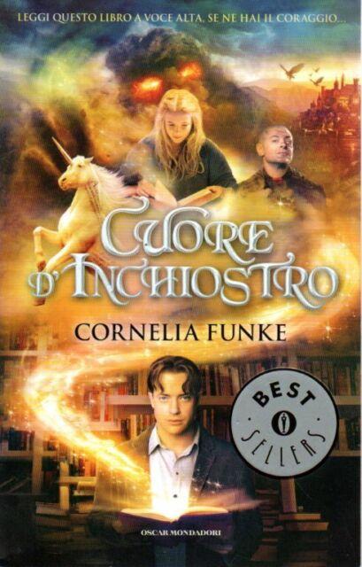 CUORE D'INCHIOSTRO - Funke - Mondadori - letture per ragazzi