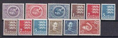 Dänemark Postfrisch Jahrgang 1945 Und 1946 Siehe Bild Einfach Zu Reparieren