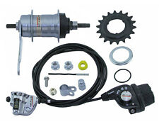 SHIMANO NEXUS INTERNAL 3 SPEED COASTER BRAKE HUB WITH SHIFTER AND CABLE SG-3C41