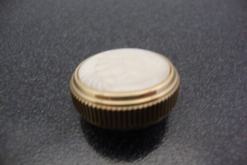1 Genuine Yamaha Euphonium Valve Button w// Pearl NEW for EP321-2