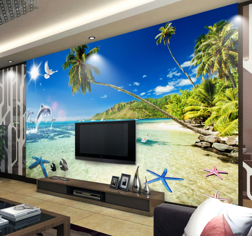3D Himmelsinsel 67 Tapete Tapeten Mauer Foto Familie Tapete Wandgemälde DE