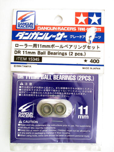Tamiya 15345 Dangun DR 11mm Ball Bearings (2) modellismo