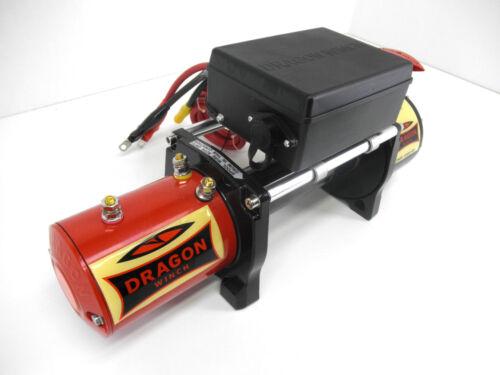 Dragon Winch DWM12000HD Seilwinde Synthetikseil 12000lbs 5443kg 12V Winde