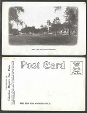Old Ohio Postcard - Columbus - State Deaf and Dumb Institute Hospital