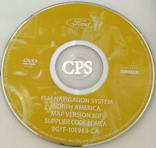 10P Update 2007 2008 Ford Expedition XLT Limited EDGE F-150 Navigation DVD Map