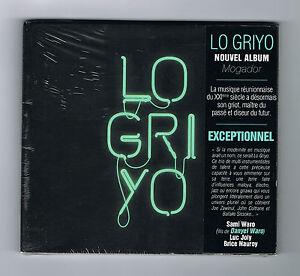 LO GRIYO - MOGADOR - 2013 - CD 10 TITRES - NEUF NEW NEU