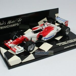 MINICHAMPS-PANASONIC-TOYOTA-RACING-F1-LAUNCH-VERSION-400030172