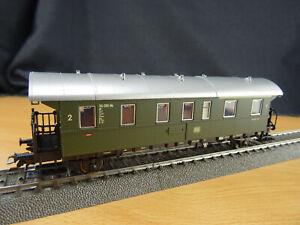 Maerklin-H0-Donnerbuechse-1-2-Klasse-aus-Startpackung-29013-Mae-478-Neuwertig