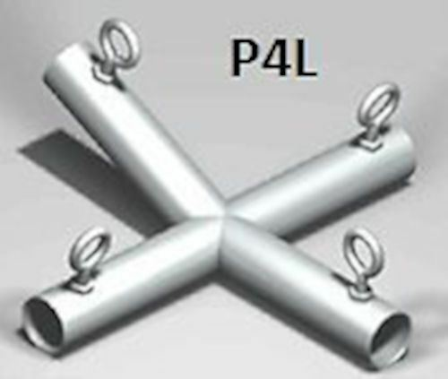 """Only 10x20 Ft 1/"""" Low Peak Canopy Fittings Auto Car Shade Boat Tent  Fittings"""