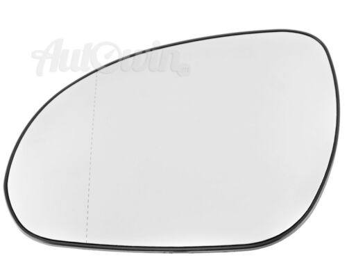 MIRROR GLASS FOR HYUNDAI i30 2007-2011 CONVEX LEFT SIDE