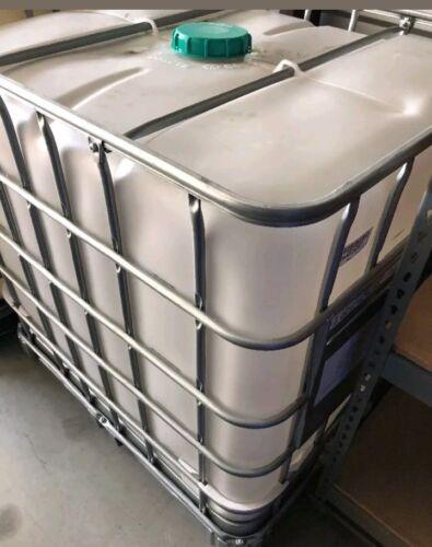 275 GALLON FOOD GRADE TOTES