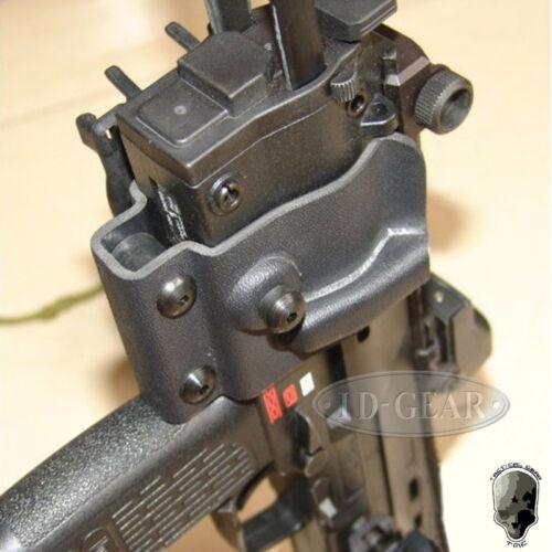 TMC taktische 3.2 MP 7 GBB Gewehr Holster Softair PE gemacht w// Gürtel-Clip Army