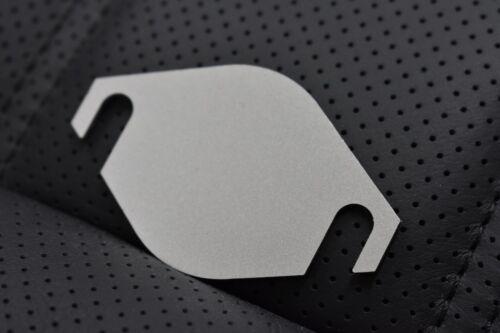 Block Platte Peugeot 2.0 HDI 307 308 407 3008 5008 607 AGR Ventil