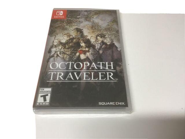 Octopath Traveler (Nintendo Switch, 2018)