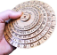 Mexican-Army-Cipher-Wheel-A-Historical-Decoder-Ring-Encryption-Device-Cryptex thumbnail 2