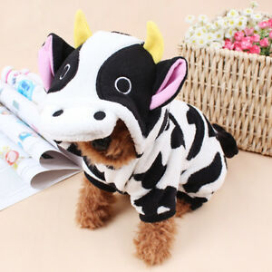 Pet-Jumpsuit-Hoodie-Cow-Cosplay-Cat-Soft-Costume-for-Small-Animal-Xmas-Clothes