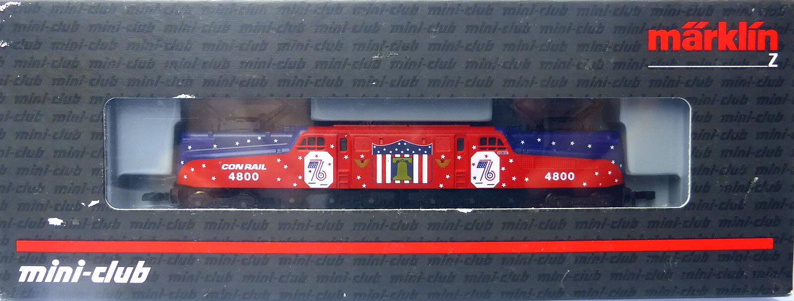 Z miniclub 88491; ELLOK gg-1 Conrail  Stars and Stripes  in scatola originale/f913