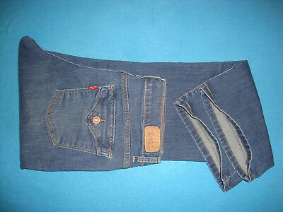 """Perfectly Slimming Boot Cut, Short Considerate Levis 512 Size 10 Inseam=28"""" Skillful Manufacture flap Pockets"""