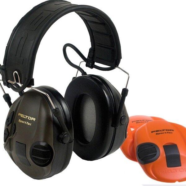 3M Peltor Sporttac - casque Anti Bruit spécial chasse