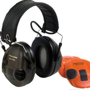 3M Peltor Sporttac - casque Anti Bruit spécial chasse - Version 2018