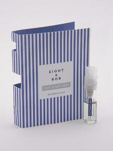 Eight & Bob Cap D'Antibes Eau de Parfum EDP Vial Sample 1.5ml New ...