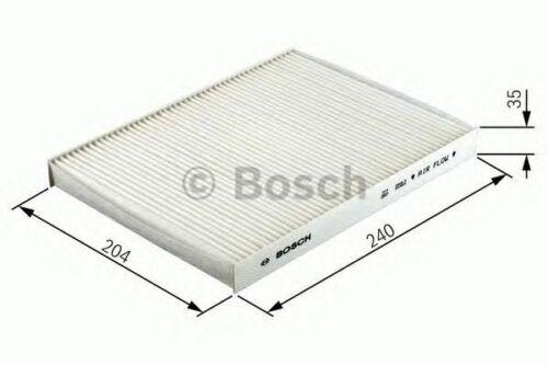 Bosch Voiture Cabin Filter M2004-1987432004