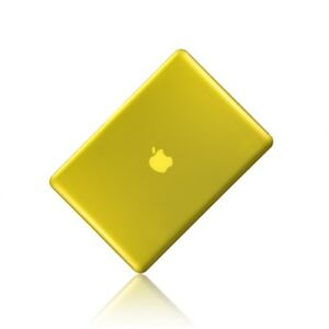 NEW-YELLOW-Crystal-Hard-Case-Cover-for-Apple-Macbook-PRO15-A1286
