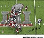 Stephen Gostkowski New England Patriots Signed 8x10 Super Bowl LI Champs Photo