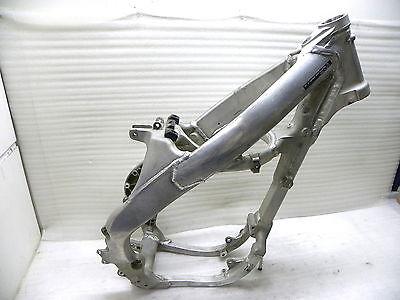 07 Kawasaki Kx250f Aluminum Frame Chassis