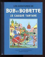 BOB et BOBETTE  Le Casque Tartare   Willy VANDERSTEEN   Ed. STANDAARD 1995  Neuf