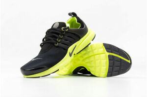 1da071abb64b3 Nike Damen Air Presto GS schwarz Neon Gelb 833875-006 Schuhe Sneaker ...