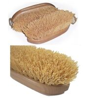 Rice Root Brush With Wooden Handle 7
