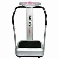 Motive Fitness Op1 Vibro Plate/power Plate For Fat Loss And Muscle Tone