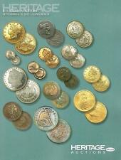Heritage U.S. Coin Long Beach Auction Catalog September 2012