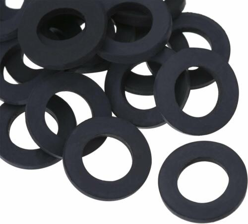 "3//4/"" BSP Hose Tap Shower Washing Machine Rubber O Ring Washer 24mm O.D"